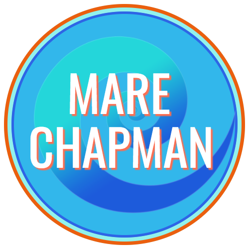 Mare Chapman Author